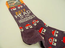 Load image into Gallery viewer, Butthead Household Socks