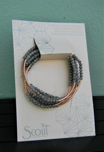 Convertible Wrap Necklace/Bracelet
