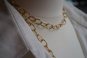 Holy chain necklace