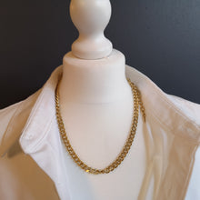 Load image into Gallery viewer, Mariah curb chain necklace
