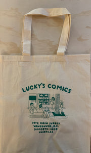 Lucky's Tote Bag
