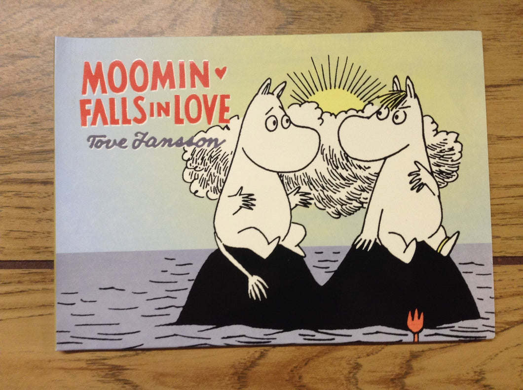 Moomin Falls in Love (Moomin Comic Stripe #9)