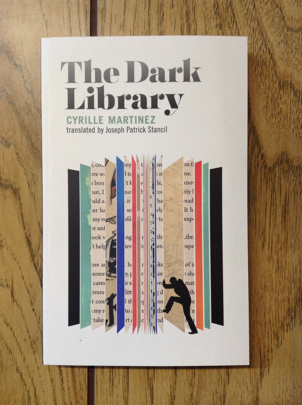 The Dark Library