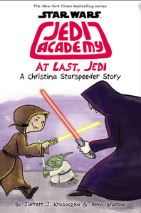 Star Wars Jedi Academy: At Last, Jedi