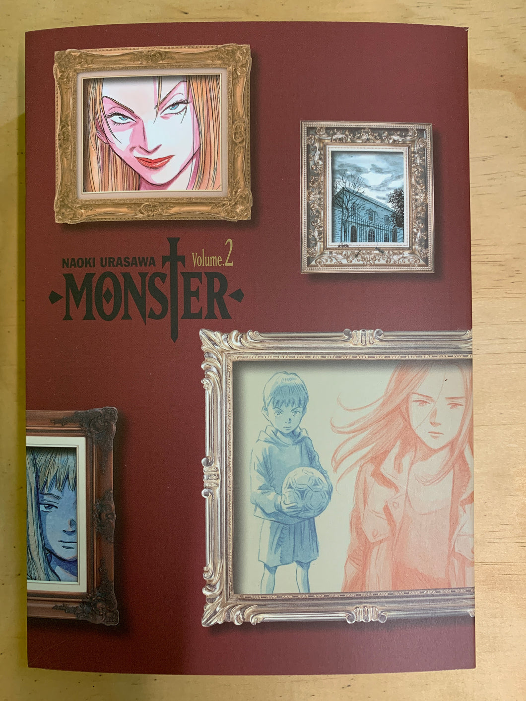 Monster Vol 2 Perfect Edition