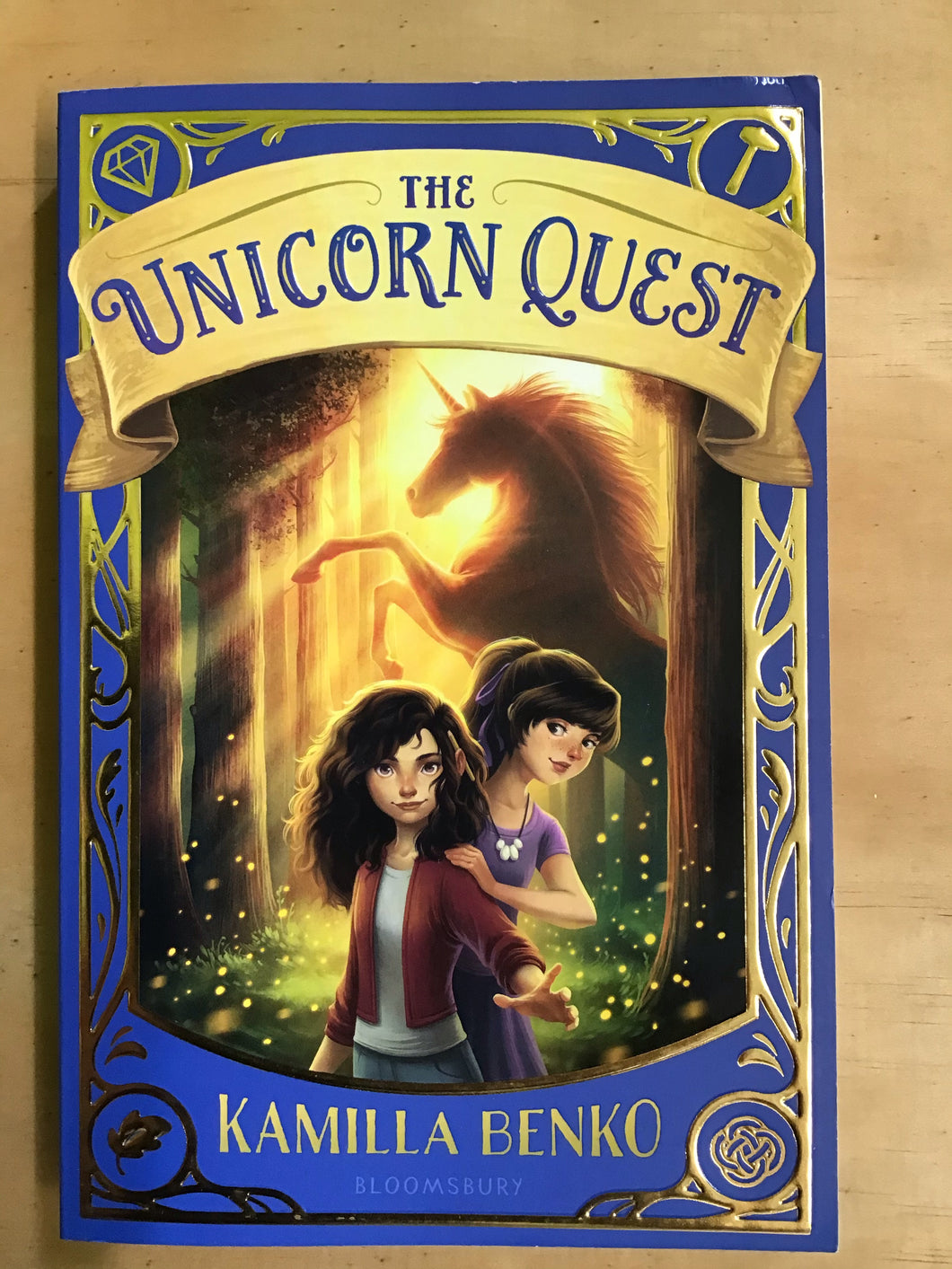 The Unicorn Quest