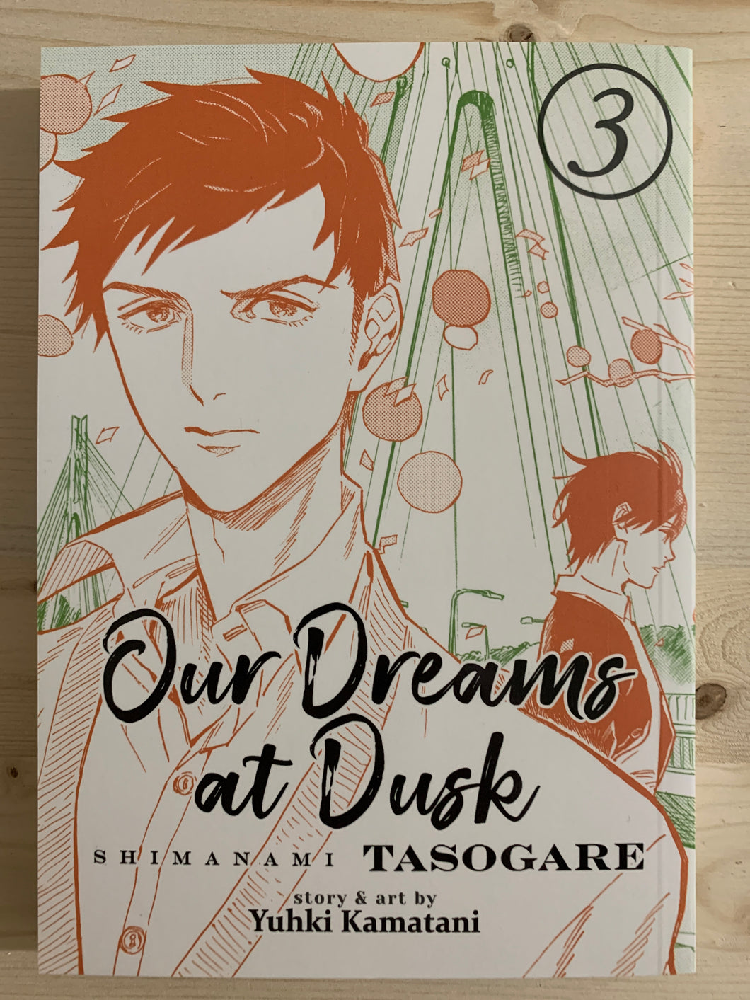 Our Dreams at Dusk vol 3