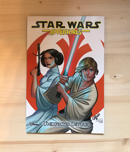Star Wars Adventures: Unexpected Detour