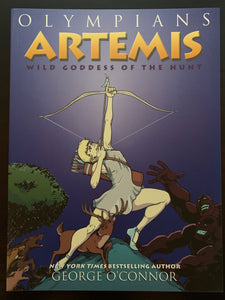 Artemis, Wild Goddess of the Hunt