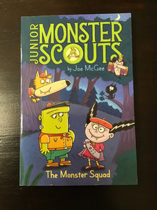 Junior Monster Scouts #1