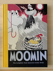 Moomin: The Complete Tove Jansson Comic Strip Volume 4