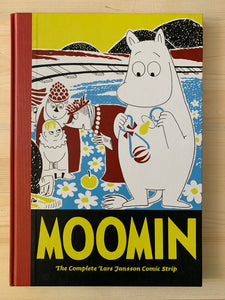 Moomin: The Complete Tove Jansson Comic Strip Volume 6