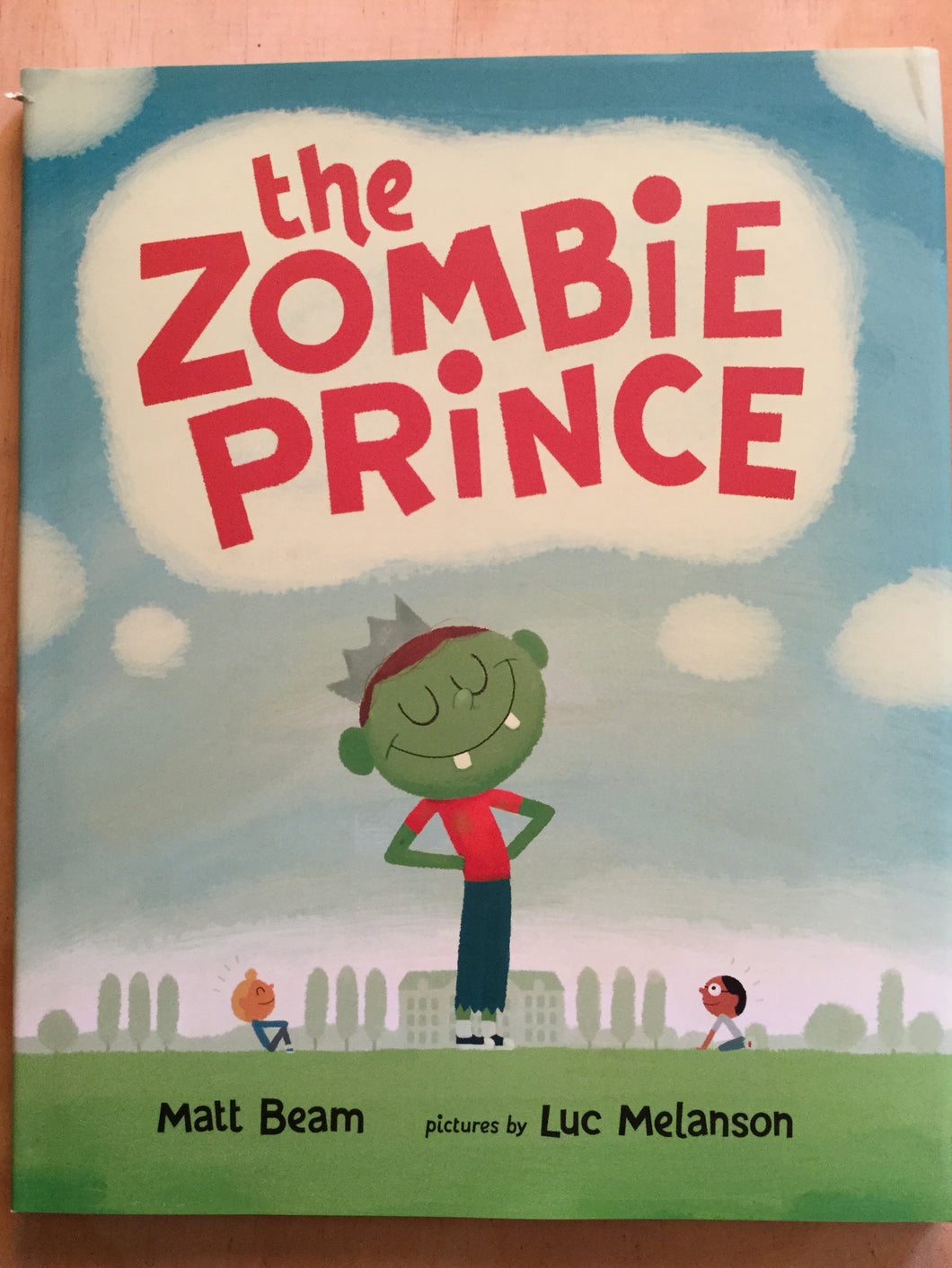 The Zombie Prince
