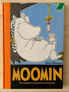 Moomin: The Complete Tove Jansson Comic Strip Volume 8