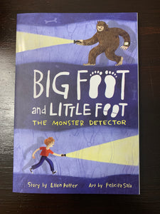 Big Foot and Little Foot- The Monster Detector