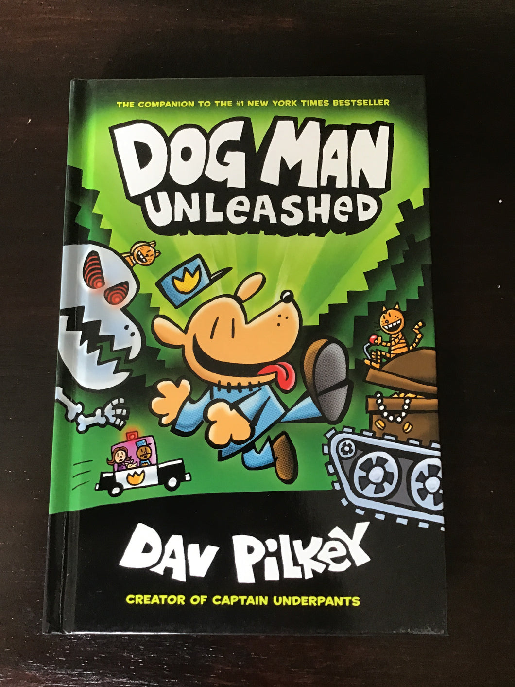 Dog Man: Unleashed