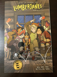 Lumberjanes: Indoor Recess