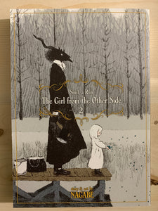 The Girl from the Other Side Volume 2
