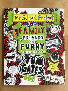Tom Gates: My school project