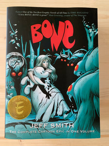 Bone: The Complete Cartoon Epic in One Volune