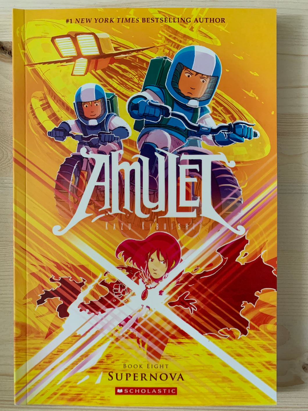 Amulet Book Eight: Supernova