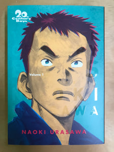 Twentieth Century Boys: Volume 1