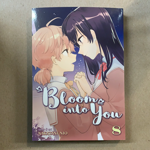 Bloom Into You Vol 8