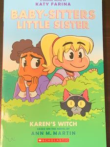 Baby-Sitters Little Sister: Karen's Witch
