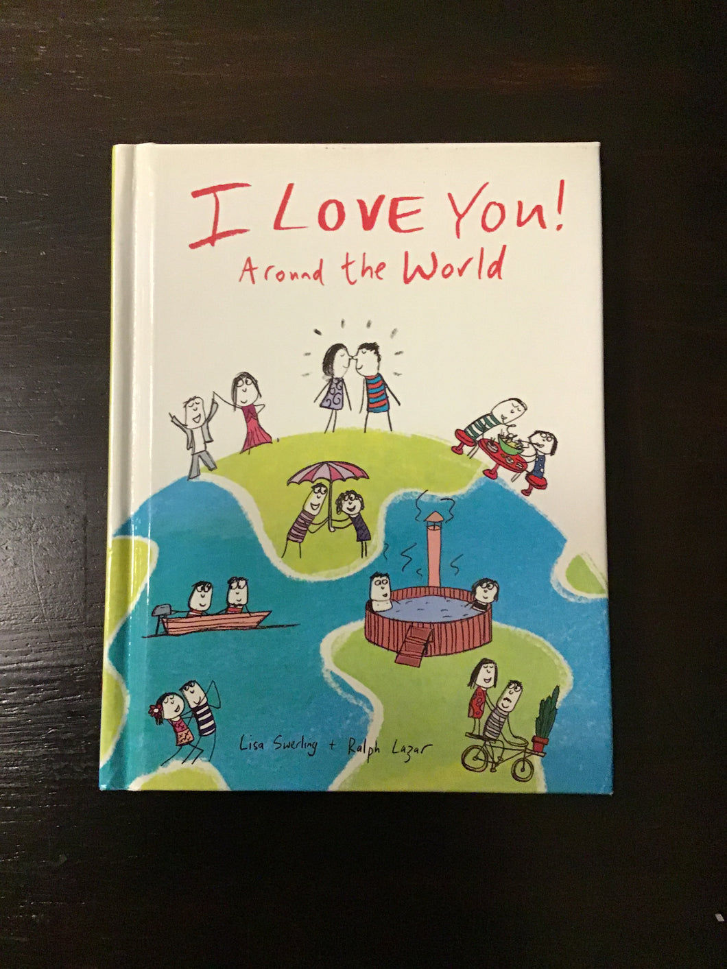 I Love You! Around the World
