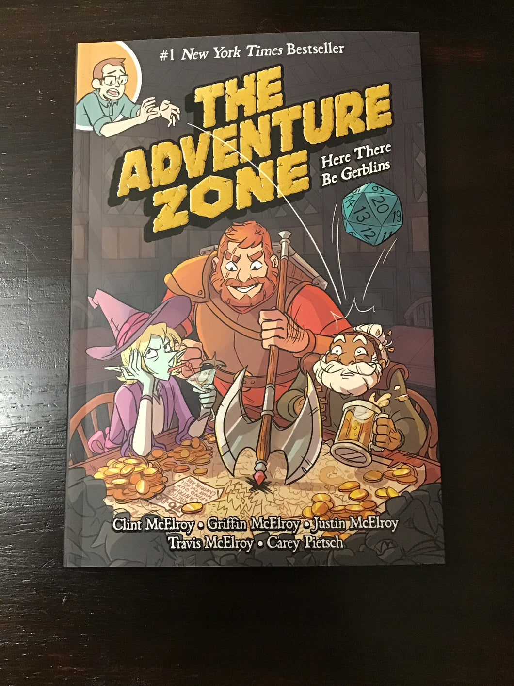 The Adventure Zone Vol. 1: Here There Be Gerblins