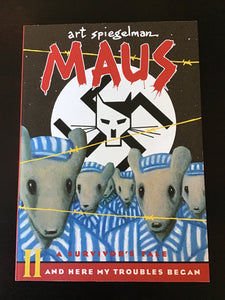 Maus Vol. 2: And Here My Troubles Began