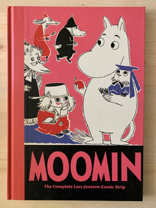 Moomin: The Complete Tove Jansson Comic Strip Volume 5