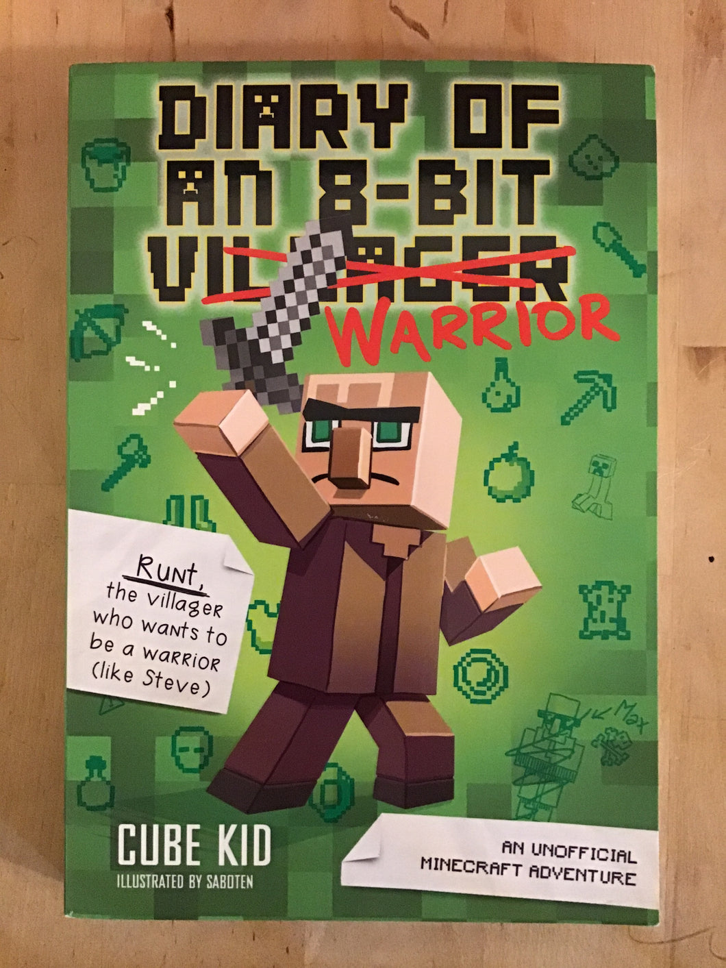 Diary of an 8-Bit Warrior