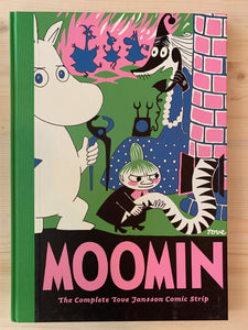 Moomin: The Complete Tove Jansson Comic Strip Volume 2