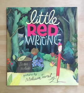 Little Red Writing (Softcover)
