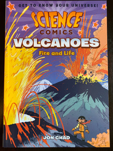 Science Comics: Volcanoes, Fire and Life