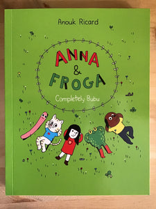 Anna & Froga: Completely Bubu
