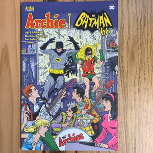 Archie Meets Batman