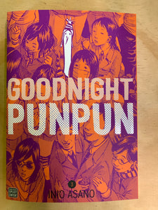 Goodnight Punpun vol 3