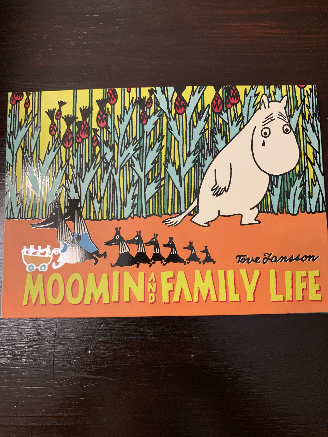 Moomin and Family Life