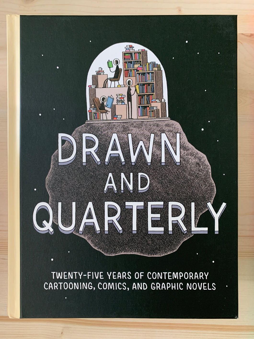 Drawn and Quarterly: 25 Years
