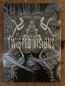 Twisted Visions: The Art of Junji Ito