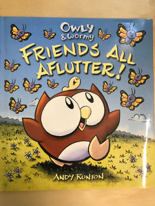 Owly & Wormy: Friends All Aflutter