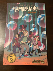 Lumberjanes: Time After Crime