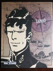 Tango: All at Half Light, A Corto Maltese graphic novel