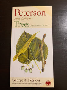 Peterson First Guide to Trees of North America