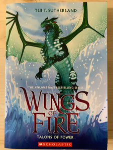 Wings of Fire: Talons of Power Book 9