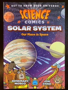 Science Comics: Solar System, Our Place in Space