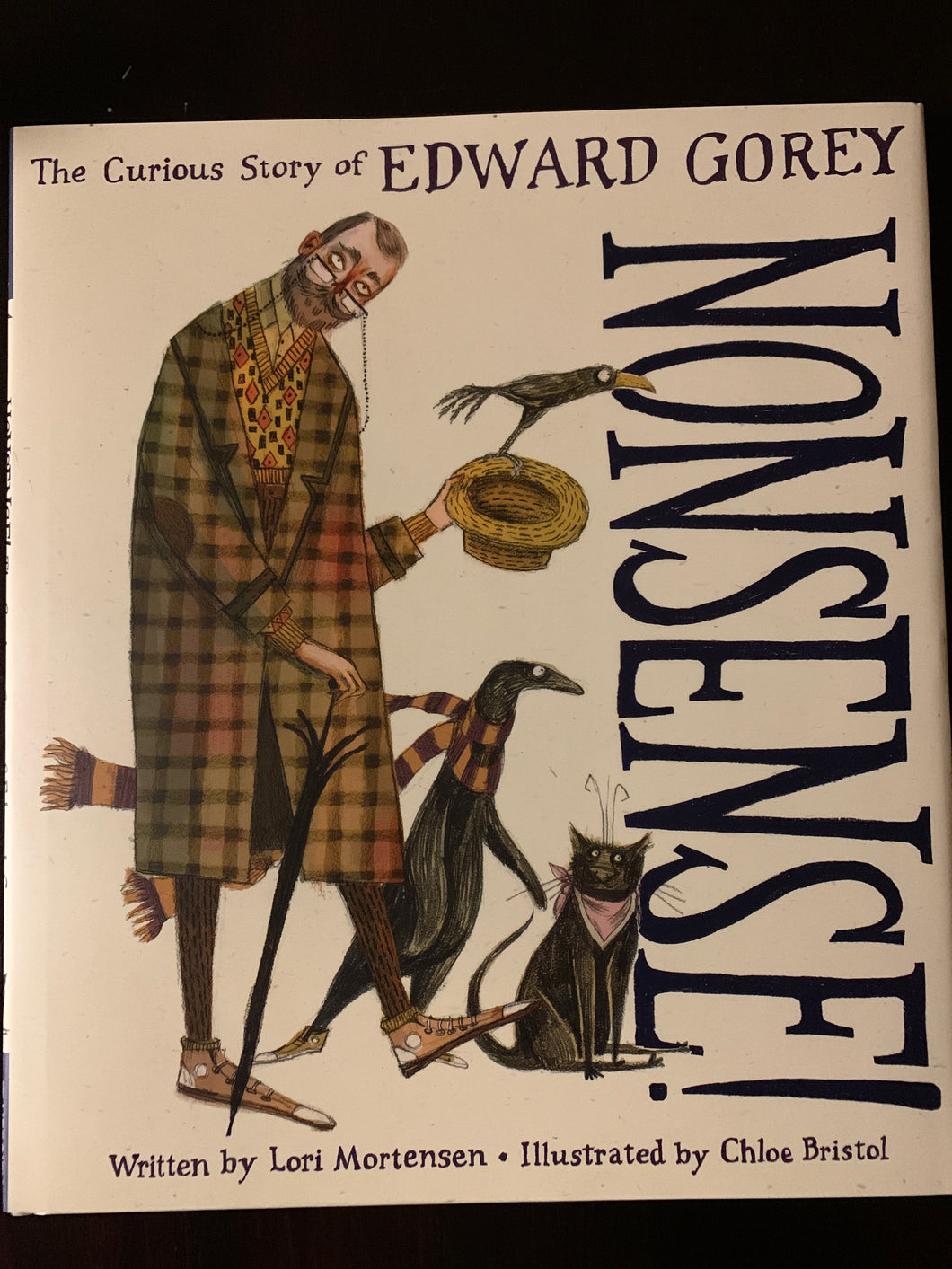 The Curious Story of Edward Gorey: Nonsense!