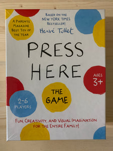 Press Here, the Game